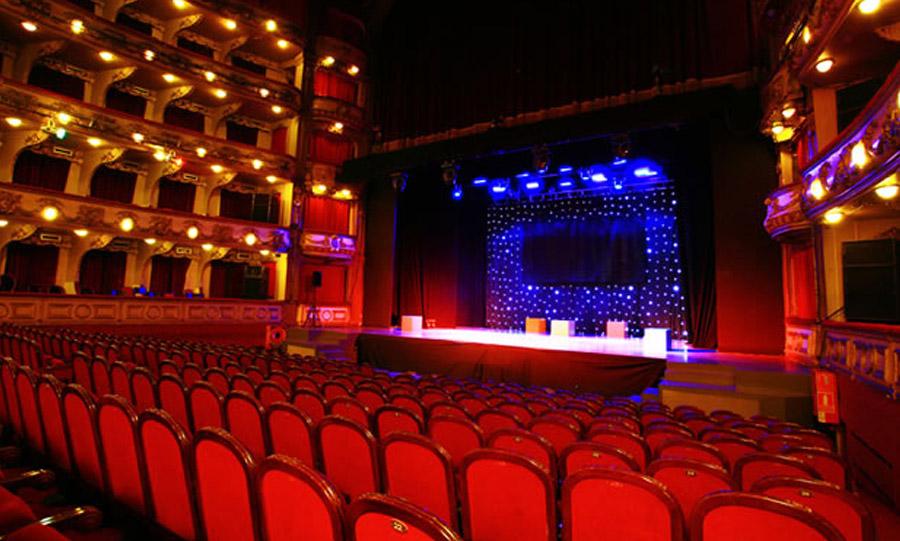 Venta de entradas teatro calder n online madrid ticketsnet - Teatro coliseum madrid interior ...