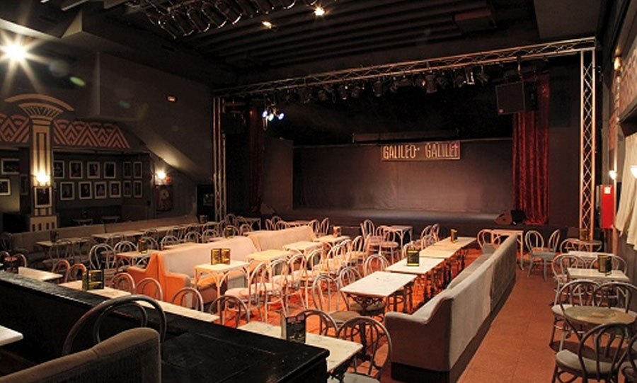 Venta de entradas sala galileo galilei online madrid for Salas de conciertos madrid