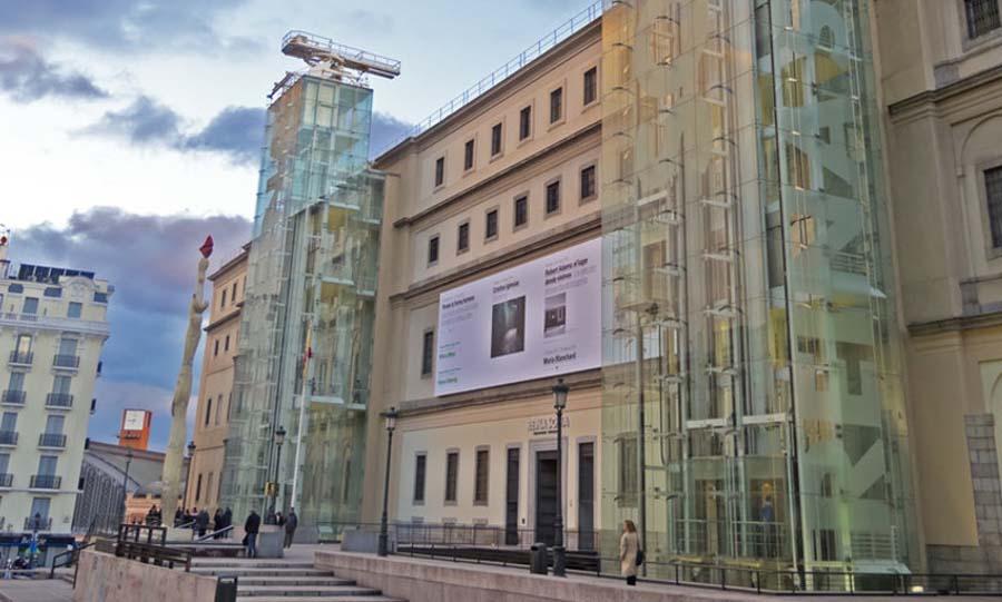 Exposiciones Tickets Cómo Llegar: Entradas Centro De Arte Reina Sofia En TicketsNET