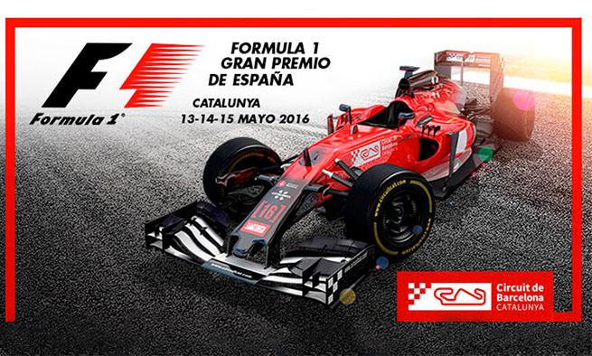 gran premio de españa de formula 1 online