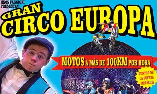 CIRCO EUROPA