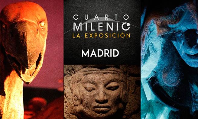 Cuarto Milenio - La ExposiciÓn - TicketsNET - Venta de Entradas ...